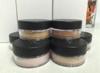 Hot Makeup Foundation polvere 13colors 8g C10 fair / 8g N10 abbastanza leggero / 8g medio C25 / 8g medio beige N20 / 9g minerale velo DHL