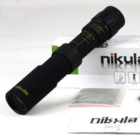 Оригинальный бинокль Nikula 10-30x25 зум монокуляр высокое качество телескоп карманный бинокль охота оптическая Призма сфера нет штатив