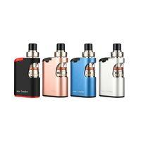 Kangvape Mini Leader 60 W Box Kit mod 1500mAh batteria Vape 510 filettatura 0.2ohm mini smod sub ohm serbatoio e sigarette kit di avviamento