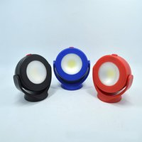 Portable Small LED Camping Emergency Light Magnet Mounted 3 ...