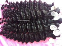 3 Bundles Brazilian Virgin Hair Bundles Ocean Wave Unprocess...