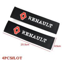 سيارة التصميم حزام حزام غطاء وسادة صالح لرينو المنفضة ميجان 2 لوجان رينو كليو 2110 سيارة التصميم