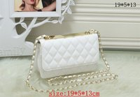 Hot 2018 new single shoulder bag fashion designer messenger ...