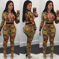New women' s clothes Women' s rompers Sexy zipper lo...