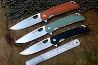 YSTART new LK5016 flipper folding knife ball bearing washer ...