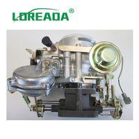 Loreada MOTOR CARB CARBURETOR KOMPLE Motor OEM TOYOTA 4F 3F karbüratör için 2110061300 21100-61300 / 21100-61200 uyacak