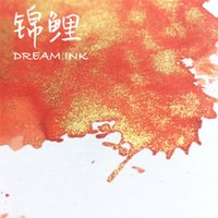 Dream Ink, Handmade Color Ink with Glass Bottle 20ml bottle