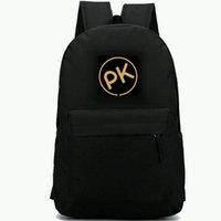 بول Kalkbrenner ظهره ركب daypack الأعلى دي جي الموسيقى المدرسية حقيبة الظهر الترفيه الرياضة حقيبة مدرسية في الهواء الطلق حزمة اليوم
