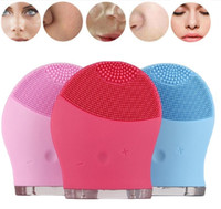 Mini Electric Facial Cleaning Massage Brush Washing Machine ...