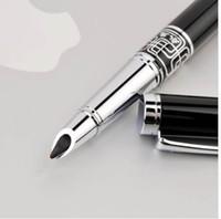 إضافي غرامة المنقار 0.5 ملليمتر نافورة القلم لتمويل حبر معدني أقلام اللوازم المكتبية مزود مدرسة هدية عيد