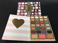 Neueste! Chef-Dame Beauty Agenda Lidschatten lassen Sie sich nicht heute eine Verschwendung von Make-up wasserdicht Matte 27 Farbe Lidschatten-Palette DHL frei