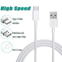 1M 3ft Fast Charging round USB Type C Cable High speed USB- C...
