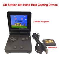 Retro GB Station 8 Bit Kid Handheld Game Console TV Out 2. 7&...