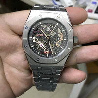 New Luxury Brand Royal Oak Mens Watch Automatic Mechanical F...