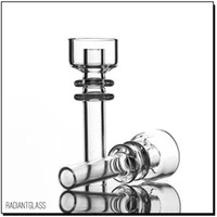 Domeless quartz nail 14mm 18mm Manufacturer bubbler spare Me...