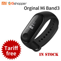 Original Xiaomi Mi Band 3 Miband 3 2 Fitness Tracker Heart R...