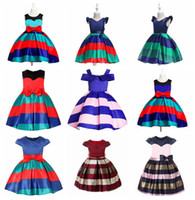 2018 Toddler Baby Girl' s princess skirt Bowknot Cute Dr...