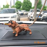 Car Dog Decoration Creative Personality High Grade Car Inter...