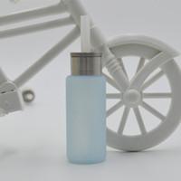 Dropper in silicone E liquido Bottiglia 8 ml Funzione luminosa per alimentazione dal basso Squonk Dropper Vape Liquido E Succo eJuice Bottiglia vuota DHL