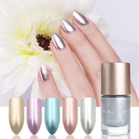 NICOLE DIARY 9ml Nail Art Polish Colorful Mirror Holographic...
