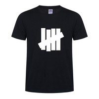Undefeated T Shirts for Men Fashion Designer Short Sleeve T ...