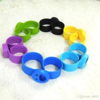 Anti-moustiques Silicone Bracelets Cartoon Sourire Visage Moustiques Prévenir Bracelet Creative Soft Touch Pour Enfants Bracelet 2 6sd ZZ