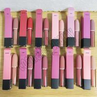 M Makyaj Mat Dudak Parlatıcısı Mat Sıvı Ruj Dudaklar Dudak Parlatıcısı 12 renkler İyi kalite DHL Ücretsiz Kargo