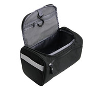 Accrochage de la trousse de toilette de voyage pour organisateur de rangement pour la salle de bain avec crochet pour accessoires de voyage Accessoires de toilette Rasage Maquillage