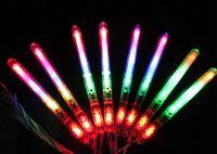 LED 플래시 라이트 최대 완드 글로우 홀리데이 콘서트 크리스마스 파티 선물 생일 어린이 장난감 스틱