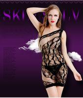 halbe Schulterfischnetzbody der reizvollen Wäscheklage, transparenter nahtloser Unterwäschekörpekörperstrumpf des Körpers, Frauenstripper kleidet