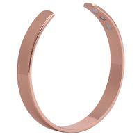 Nuovo braccialetto magnetico unisex puro rame energia magnetica sana cura bracciali braccialetto braccialetto braccialetto di fitness per le donne regalo