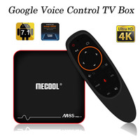 2GB 16GB M8S Pro W Android 7. 1 ott Tv Box S905W Quad Core 2....