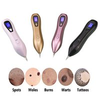 The latest upgraded LCD display Mole Removal Pen Quickly rem...