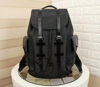 AAA M53302 41cm Christopher PM Epi Leather Backpack Duffle B...