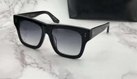 Создатель Черный квадрат Солнцезащитные очки серый градиент объектива унисекса Sonnenbrille де люнеты де Солей Мужские очки Gafas де золь Новый