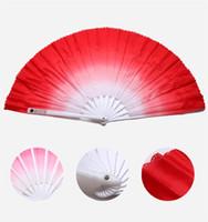 Nuovo velo di seta cinese per fan di danza 5 colori disponibili per il regalo di favore della festa nuziale DHL FEDEX gratis