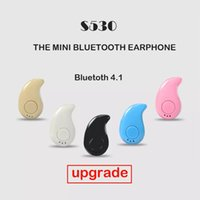 Upgrade S530 Mini Wireless Bluetooth 4. 0 Earphones Stereo Li...