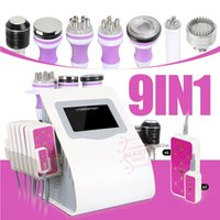Portable Ultrasound Cavitation Machine BIO Microcurrent Ligh...