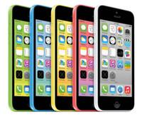 """100% Восстановленное Оригинальный iPhone 5C 8 ГБ / 16 ГБ / 32 ГБ двухъядерный 8MP Камера 4.0 """"Ios 10 США Версия ЕС Разблокирована"""