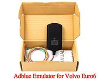 أحدث محاكي Adblue Euro 6 مع حساس أكاسيد النيتروجين لشاحنات فولفو يدعم نظام DPF