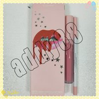 Newest KL i want it all Lip Gloss lip Kit & Lipliner liquid ...