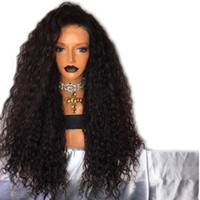 Hot Selling 1b# 6# 27# 613# Afro Kinky Curly Lace Front Wigs...