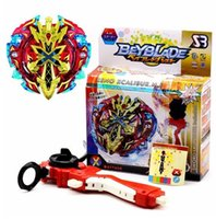 Beyblades Gyro Metal Plastic Fusion 4D Spinning Rapidity Bey...