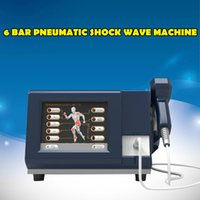 Gran venta !!! Máquina Sistema de Terapia eficaz del dolor físico de choque de onda acústica de la onda de choque extracorpórea para el alivio del dolor mitigador