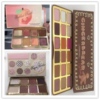 Makeup Eyeshadow Palette Faced Gingerbread Spice 18colors Ti...