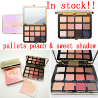 makeup palette Faced Makeup White Peachy 12 Color eyeshadow ...