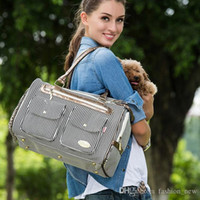 Windproof Pet Carrier Dogs Carriers Tote Breathable Dog Hand...