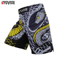 Wtuvive Mma Boxing Fitness Cats Fighting Sanda Sports Shorts...