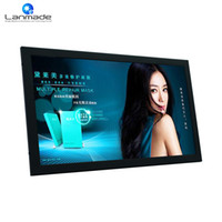 15. 6 in auto loop play video advertising screen 12v dc led t...