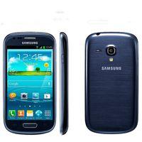 Восстановленный Оригинал Samsung I8190 Galaxy SIII 480 х 800 Мобильного телефон Galaxy S3 Мини сотового телефона Двухъядерный 1500 мАч Android телефон 002868